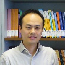 Porträtfoto von Changliang Wang,