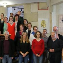 Foto aller Teilnehmer des Treffens